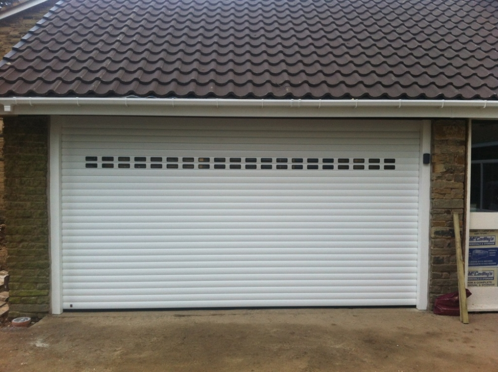 Gallery bradford garage door garage doors hormann for 16 x 10 garage door cost