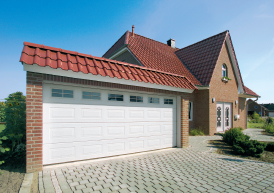 Roller Garage Doors Garage Door White Coloured
